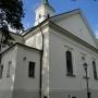 Zespół kościoła parafialnego p.w. Wniebowzięcia NMP (1779- 1802)