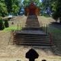 Zabytkowa kaplica prawosławna cmentarna p.w. św. Antoniego