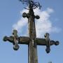 Klewianka - zabytkowy krzyż przydrożny