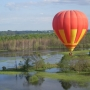 Biebrza - wyprawa balonowa