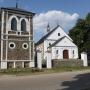 Brzozowa - Kościół parafialny p.w. Św. Jana Chrzciciela