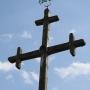Mikicin - Grupa krzyży przed wioską