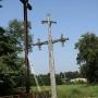 Dolistowo Stare - Krzyż zwany przez mieszkańców 'Karawaką'