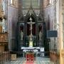 Sztabin - wnętrze kościoła par. p.w. św. Jakuba
