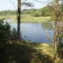 Śluza Kurzyniec - Kanał Augustowski na granicy polsko białoruskiej