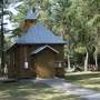 Rudawka - Kaplica p.w. św. Anny z początku XIX w.