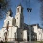 Kościół parafialny p.w.Trójcy Przenajświętszej z 1879r.