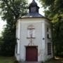 Kaplica oraz studnia z cudowną wodą ( Sanktuarium Matki Bożej Pocieszycielki Strapionych)