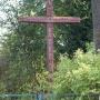 Kapliczka i krzyż