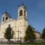 Zabytkowy kościół parafialny p.w. ss. Piotra i Pawła