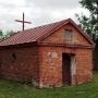 Kaplica grobowa, zbudowana dla Franciszki ze Skarżyńskich Grabowskiej przez