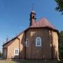 Kościół par. p.w. św. Doroty z 1763 r.