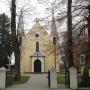 Zespół kościoła w zespole dworsko-ogrodowym (1930- 1933)