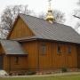 Cerkiew p.w. Podwyższenia Krzyża z XVII, XVIII w.
