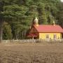 Cerkiew cmentarna p. w. ŚŚ Meczennic Wiery, Nadieżdy i Luby