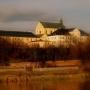 Drohiczyn - widok od strony Bużysk