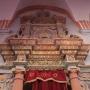 Wnętrze synagogi w Tykocinie