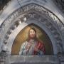 Supraporta w kaplicy Buchholtzów.