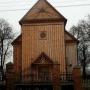 Zespół kościoła par. p.w. Przemienienia Pańskiego (I poł.XIXw)