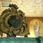 Obraz z unickiej cerkwi. Jeden z czterech.
