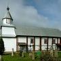 Drewniana cerkiew św. św. Piotra i Pawła