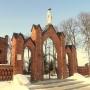 Zabytkowy kościół p.w. ss. Piotra i Pawła