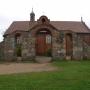 drewniany kościół z 1696 roku