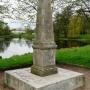 Obelisk na pamiątkę polowania Augusta III Sasa