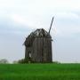 Wiatrak drewniany 'sokólski'