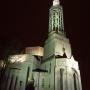 Kościół Św. Rocha nocą
