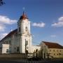 Kościół pw św. Jana Chrzciciela i św. Szczepana Męczennika oraz klasztor podominikański