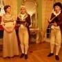Na zakończenie wspaniałego koncertu trójka młodych artystów wspólnie zaśpiewała jeden z utworów Mozarta.