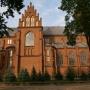 Zabytkowy kościół pw.św.Walentaego i sw.Trójcy