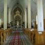 Zabytkowy kościół mariawicki