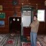 Dżemil Gembicki - przewodnik i administrator meczetu (bardzo sympatyczny i posiadający obszerną wiedzę o muzułmańkiej kulurze i religii młody człowiek)