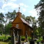 Cerkiew cmentarna p.w. Podwyższenia Krzyża Św.