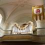 Organy kościelne z połowy XVIIIw.