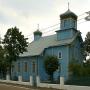 Cerkiew parafialna p.w. Opieki Matki Bożej.
