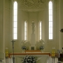 Prezbiterium.