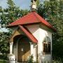 Kapliczka św. Agaty.