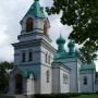 Cerkiew prawosławna par. p.w. ss. Kosmy i Damiana z 1874r.