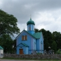 Cerkiew cmentarna p.w. św. Jerzego z 1874r.