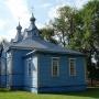 Zabytkowa cerkiew prawosławna par. p.w. św. Barbary