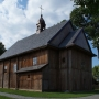 Zabytkowy kościół par. p.w. św. Stanisława