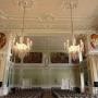 Pałac Branickich- wnętrze.