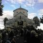 Jak co roku w pierwszą sobotę września odbyła się Piesza Pielgrzymka Sanktuarium Matki Bożej Pocieszenia w Krypnie. Po raz 26-ty zwieńczona została ona mszą św. w której uczestniczyło około 6500 pielgrzymów.