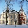 Pałac Hasbachów po remoncie prezentuje sie jeszcze okazalej
