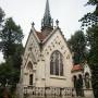 Kaplica Buchholtzów na cmentarzu ewangelickim w Supraślu