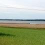 Widok na jezioro Zygmunta Augusta.