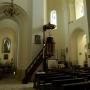 Siedlce - kościół garnizonowy, wnętrze